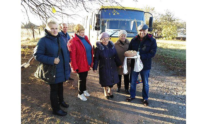 С Мариуполя будет ходить бесплатный автобус в село Черненко