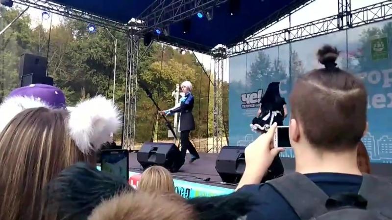 Косплей-дефиле в Воронеже 2018 (2)