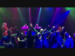 2018.10.19 - DJ VARDA в клубе на воде