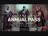 Destiny 2 Forsaken Annual Pass - Scourge of the Past Raid Trailer