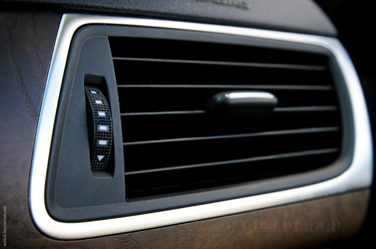 Audi A7 a/c