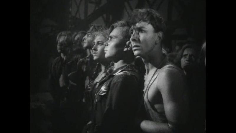 Молодая гвардия. 1948. 2 серия.