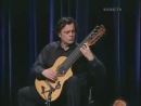 Paulo Martelli plays Cello Suite n 2 BWV 1008 on 11 String Guitar com