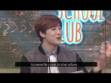 [VK] 03.05.2016 After School Club Ep. 210 - KNK - KNOCK @ Arirang TV