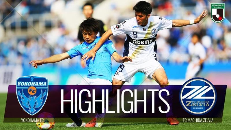 J2 League 2019, Round 13, FC Yokohama vs. FC Machida Zelvia, 2019512