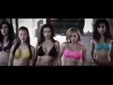 Красотки развлекаются эротика порно танец прикол стриптиз xxx секс HD видео фильмы интим лесби соло мокрые футболки банан