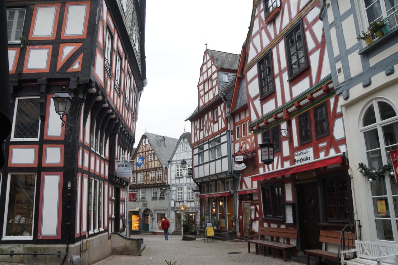 Сказочный Лимбург-на-Лане