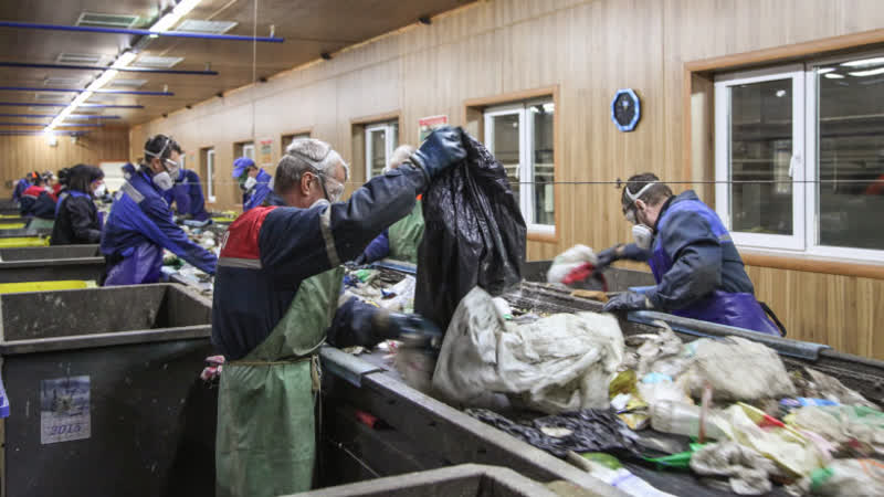 Как мусор в Гродно начал «работать», спасая окружающую среду и здоровье местных жителей