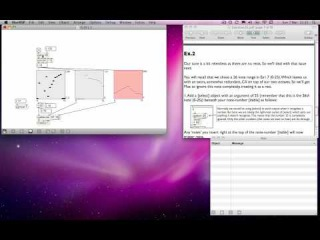 Max MSP Tutorial 03b2: Tune Sequencing with Tables [2]