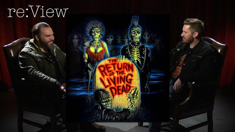 Return of the Living Dead - reView