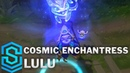 Cosmic Enchantress Lulu Skin Spotlight - League of Legends