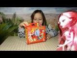 Игры для девочек Мелисса и Монстер Хай Подарок подружке на День Рождения! Видео  ...