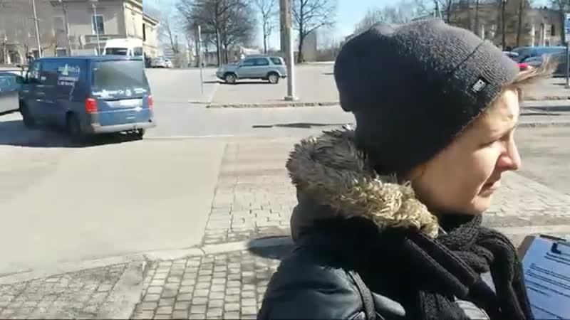 10.04.2018 SKE-korttikeräys Tampereella - YouTube (360p)