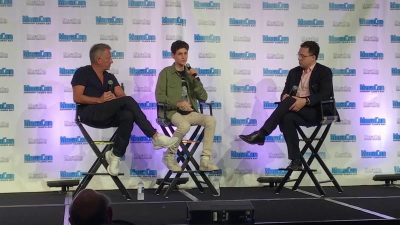 Gotham QA Panel MegaCon Tampa Bay 2018