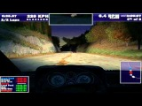 Need for Speed III Hot Pursuit - Ferrari 355 F1 Spider at Hometown (Night)