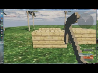 Survival island |UDK |Minecraft | by Konsordo_Ep7