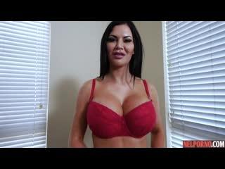 Мачеха показала свои большие сиськи и встала раком для секса порно секс анал минет 18+