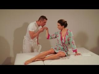 Paulina soul / hot natural russian woman squirting / work fantasies oil wet