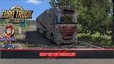 ETS2 v1.32x DAF XF by Stanley (#DTSPshnik_Trucker)