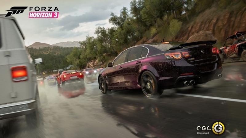 Forza Horizon 3 (Денис)