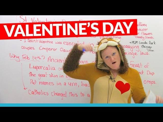 The STRANGE FREAKY history of Valentines Day!