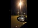 ночь улица фонарь Пулково
