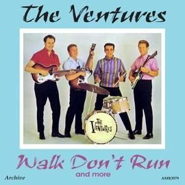 The Ventures альбом Walk Don't Run (Plus)