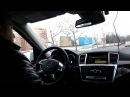 тест-драйв ML350 Bluetec дизель 2013, test mercedes ml 350 bluetec
