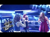 Battle Are We All We Are Pink The Voice Kids 2014 Germany Battle