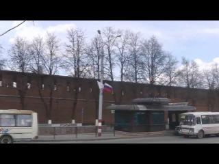 Наша поездка в Нижний Новгород,ютуб.