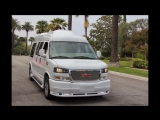 GMC Savana Chevrolet Express at Sunrise Conversion vans David Broeksma