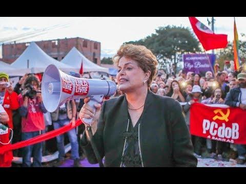Dilma relata visita a Lula e explica o pré-sal