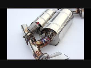 lexus rx 350 ATM exhaust