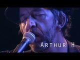 Arthur H - La Ballade des clandestins - Live @ Le pont des artistes