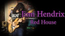 Red House - Jimi Hendrix By Andrei Cerbu