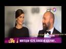 Halit Ergenc Berguzar Korel after ceremony of Awards ''GQ Men of the Year'' 12/11/2014
