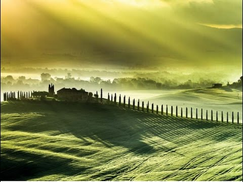 Italy. Beautiful landscape of Tuscany
