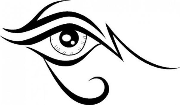 Тушь - дело рук древних египтян. Именно они первыми догадались палочками из слоновой кости наносить на ресницы жженый миндаль, графит или сурьму. В то время эта смесь должна была не подчеркивать выразительность глаз, а наоборот - скрывать их. Египтяне вер