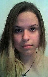 Мария Семёнова, 20 июля 1998, Санкт-Петербург, id11698083