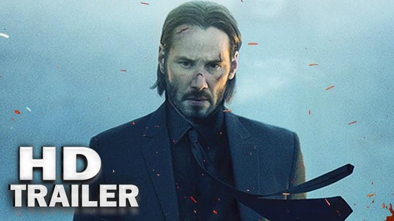 JOHN WICK: Chapter 3 - Parabellum - Teaser Trailer 1 [HD] (2019 Movie) Keanu Reeves | Fan Edit