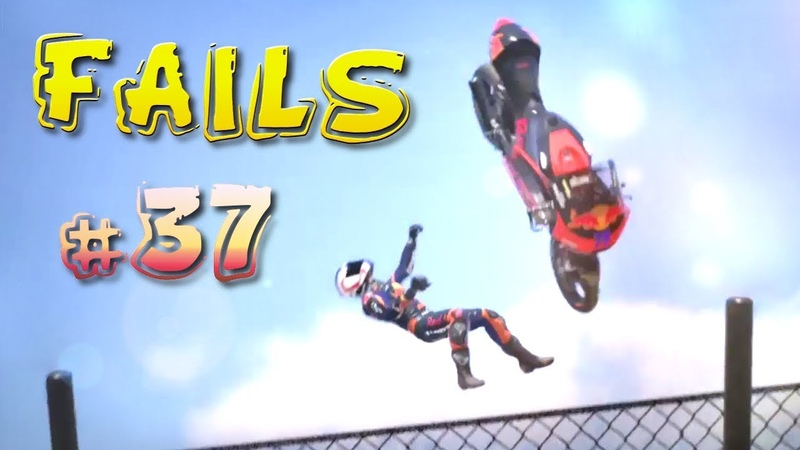 Racing Games FAILS Compilation 37