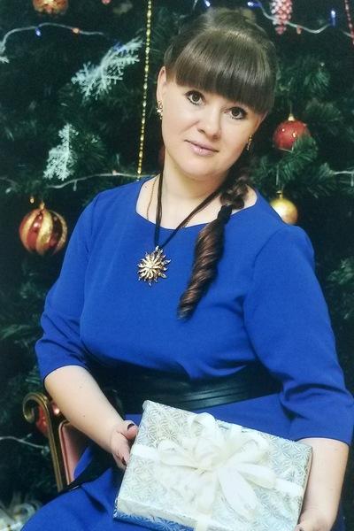 Елена Меркулова
