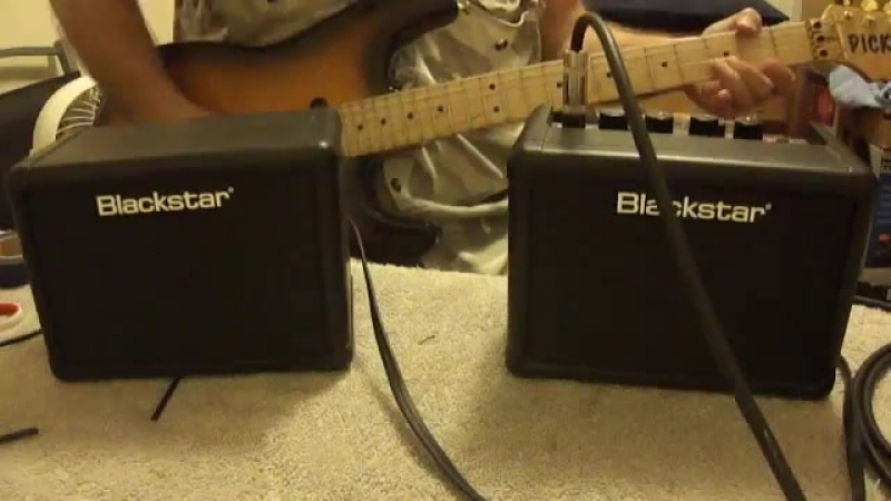 BLACKSTAR FLY 3 with Extension Cab by JP.mp4