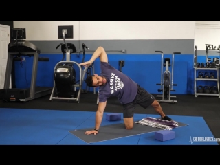 Best 3 Yoga Poses for Your TIGHT Back (Adds Thoracic Mobility!)