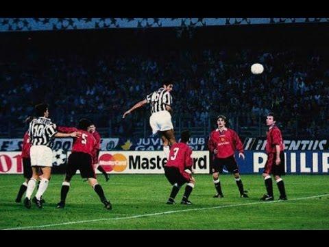 11/09/1996 - Champions League - Juventus-Manchester United 1-0