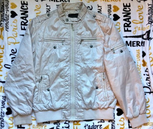 Мужскую куртку, размер 52-54