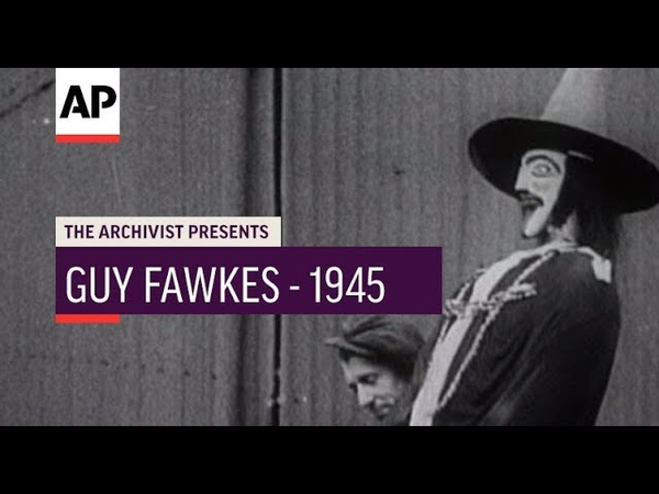 Guy Fawkes Night | The Archivist Presents | 172