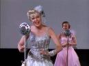 Debbie Reynolds Jean Hagen Поющие под дождём Момент истины