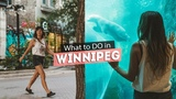 We didn't expect this in WINNIPEG! What to DO in Winnipeg, Manitoba.