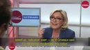 1 YVP Marine Le Pen responds to government threats of force in France YouTube